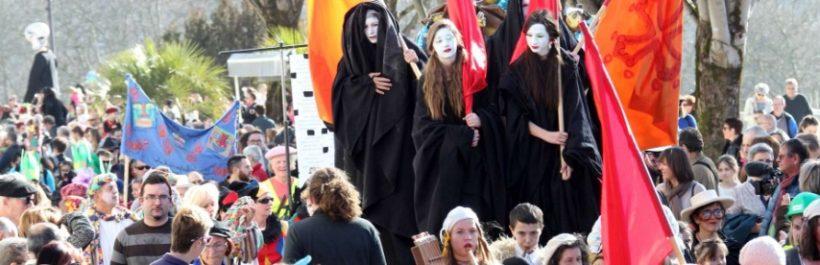 Le carnaval béarnais