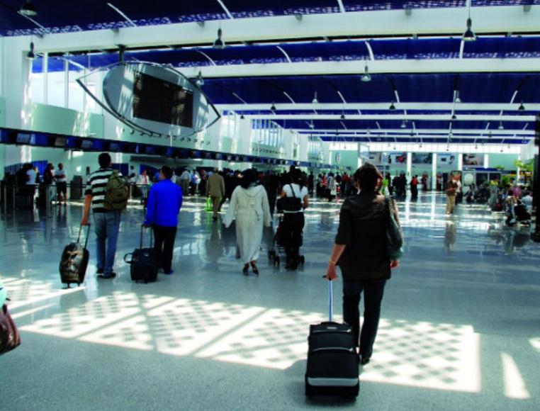 Nouveau terminal