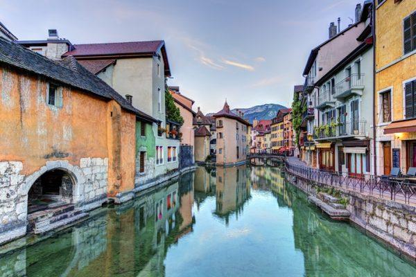 Séjourner à Annecy